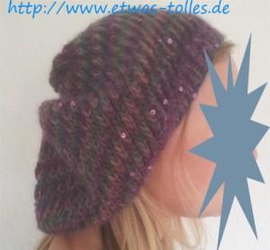 Mütze im Profil