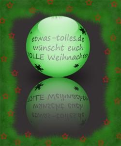 Grafik Weihnachten 2012